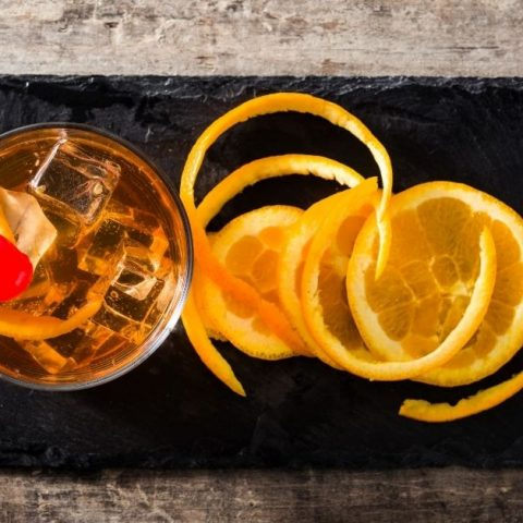 Old Fashioned Whisky Recipe