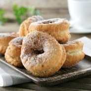 anise donuts recipe
