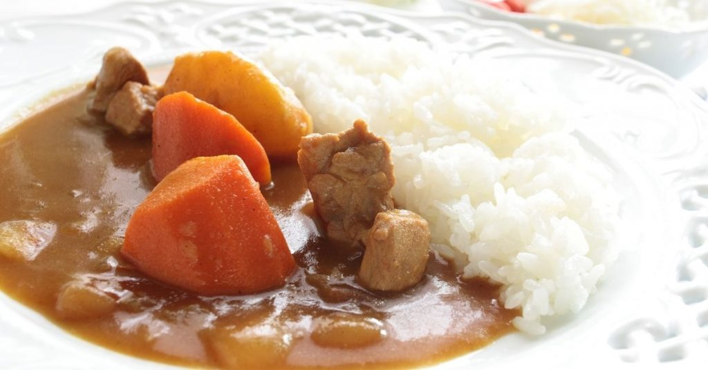 Chicken And Vegetable Curry Recipe